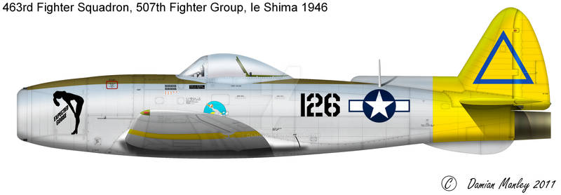 P-47 Jet Expected Goosel
