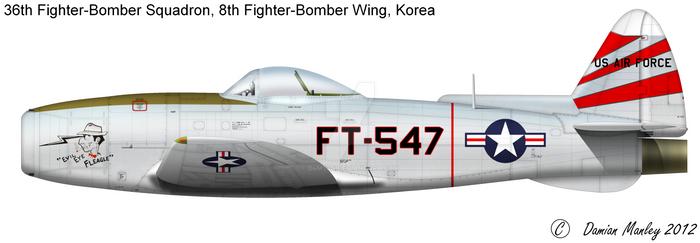 P-47 Evil eye Fleagle