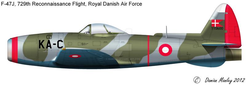 P-47 Jet RDAF