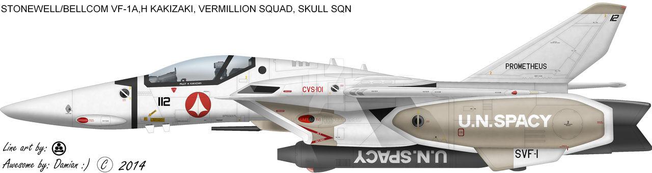VF-1A Kakazaki