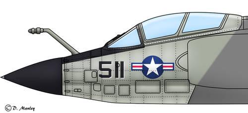 A-X Buccaneer USN tester by d4m1an