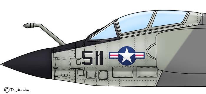 A-X Buccaneer USN tester
