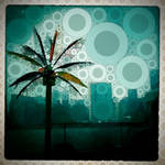 Percolated Palm