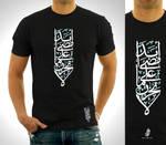 Dont be sad T-shirt-black-