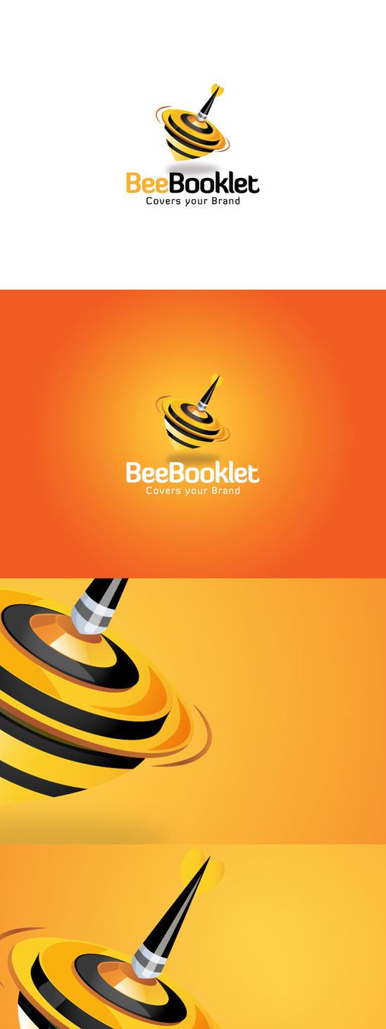 BeeBooklet Logo by vet-elianoor