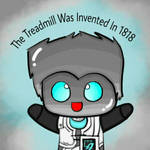 The Treadmill Was Invented In 1818