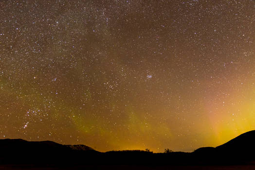 A starry night.3