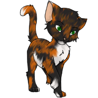 Month 1 Cat - Calico3 by MereMyths