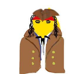 Capn Jack Peep by niaskywalk