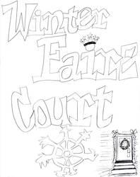 Words Winter Faire Court by niaskywalk
