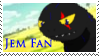 .: Jem Fan Stamp :. by QueenOfIllusion