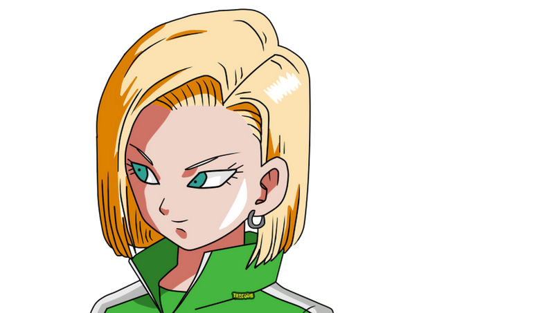 Dragon Ball Super Wallpaper Android: Android 18 Dragon Ball Super PNG By TadeoDB On DeviantArt