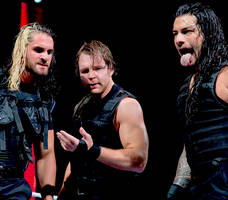The Shield by WWE-WOMENS02