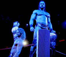 Drew McIntyre and Dolph Ziggler by WWE-WOMENS02