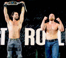 Seth and Dean by WWE-WOMENS02