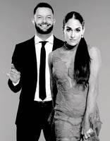 Finn Balor and Nikki Bella by WWE-WOMENS02