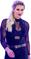 Charlotte Flair PNG by WWE-WOMENS02