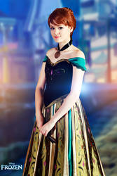 Coronation Day Anna