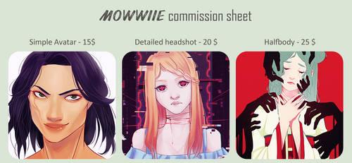 3 Styles by Mowwiie