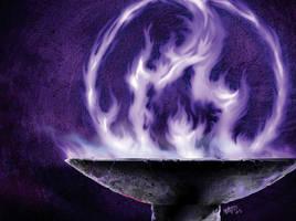 Dark Ring of Fire - L5R by natebarnes