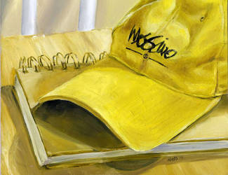 Nate's Old Yellow Hat