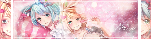 Vocaloid [Signature] by NolwyFox