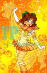 Sailor  Comet Molly-Naru