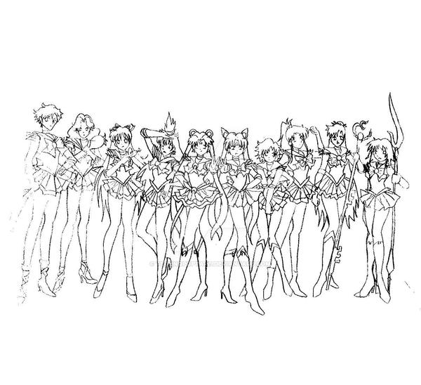 WIP Request Darksenshi by TechnoPoptart