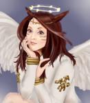 Ama Angel by Sangre-Kersh