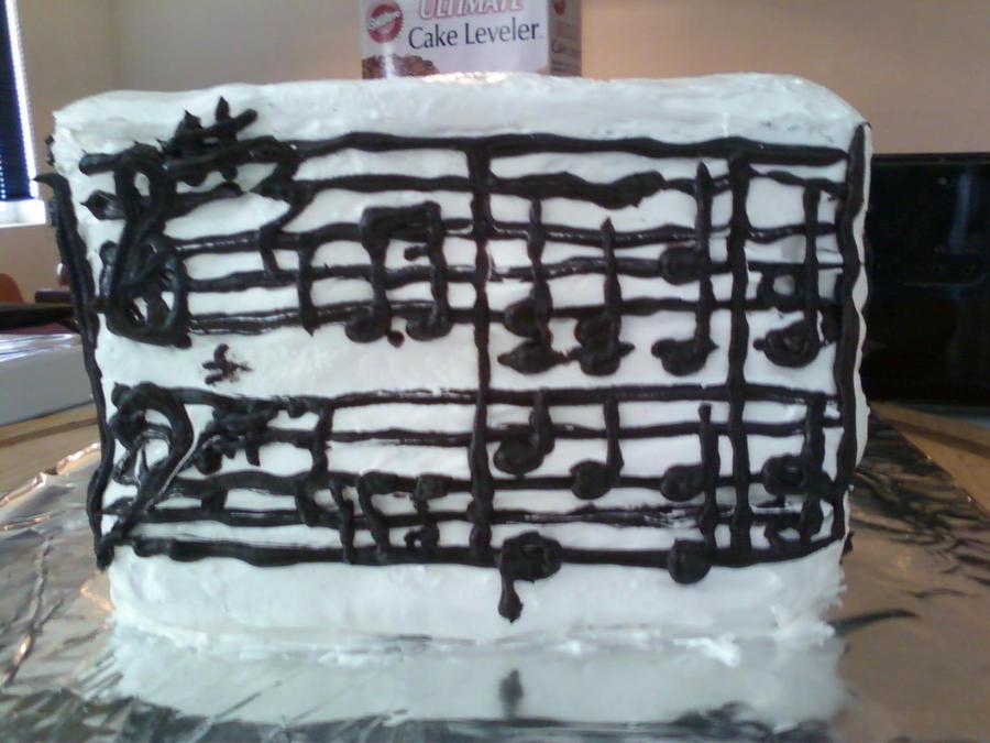 Happy Birthday Music Cake1 by BandGeek24 on DeviantArt