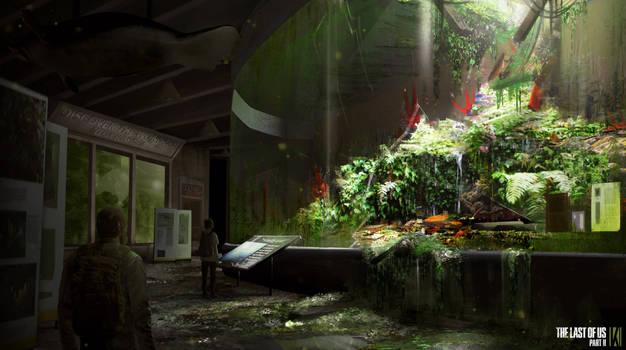 Aquarium Visit : Part 4 of 5 (Exhibition Floor)