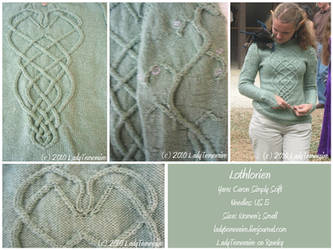 -Knitting-Lothlorien Multishot by LadyTemeraire