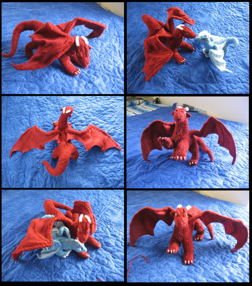 Поиск на Постиле: игрушка дракон крючком