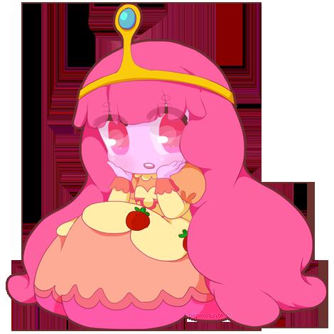 princess bubblegum by pepaaminto