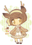 a: forest girl 1 [closed!]