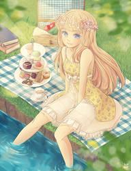 mbtea: summer picnic by pepaaminto
