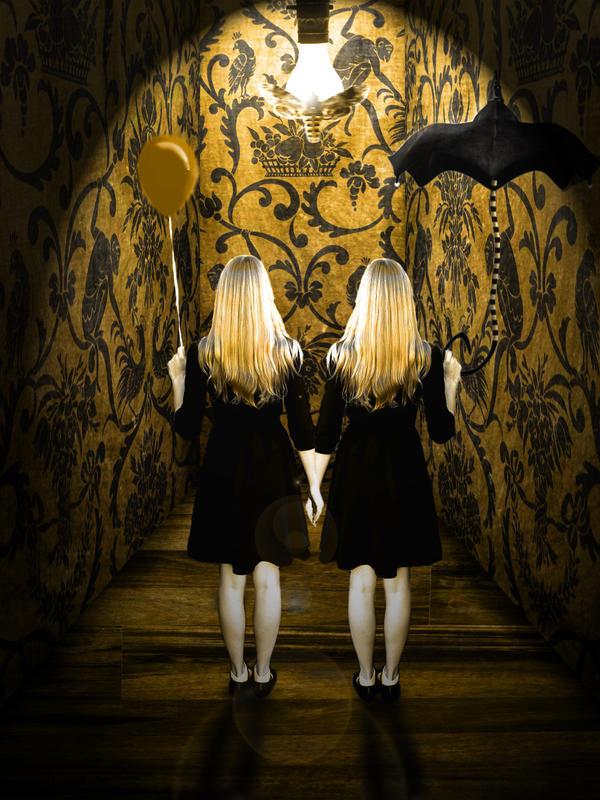 Twins by Schattenfunke
