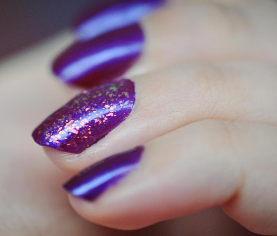 The universe on a fingernail