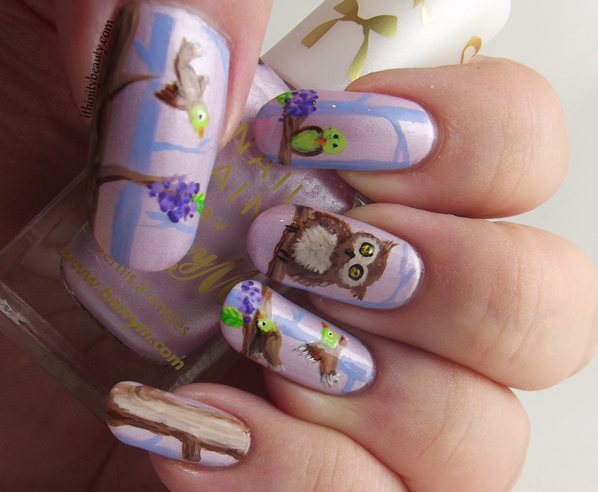 Owl's Berries by Ithfifi