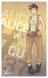Fanart WTC #37 - Alice (2)