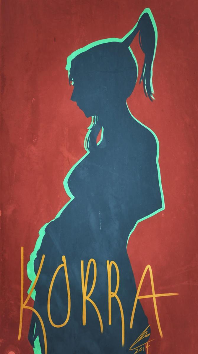 KORRA - avatar silhouettes by shadoefax on DeviantArt