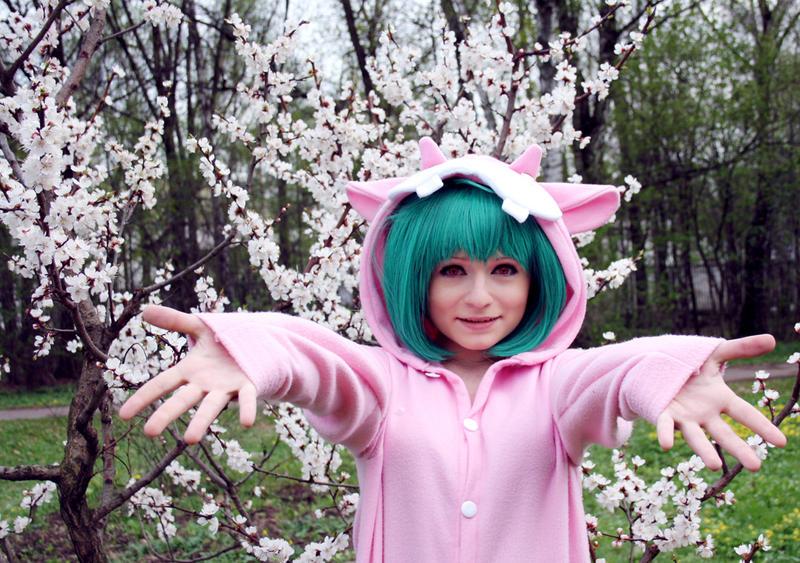 Ranka Lee: Spring Time by prince-alexiel