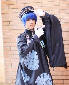 Senbonzakura Kaito cosplay