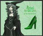 +Aeval of the Emerald Forest+