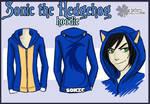 +Sonic Hoodie+