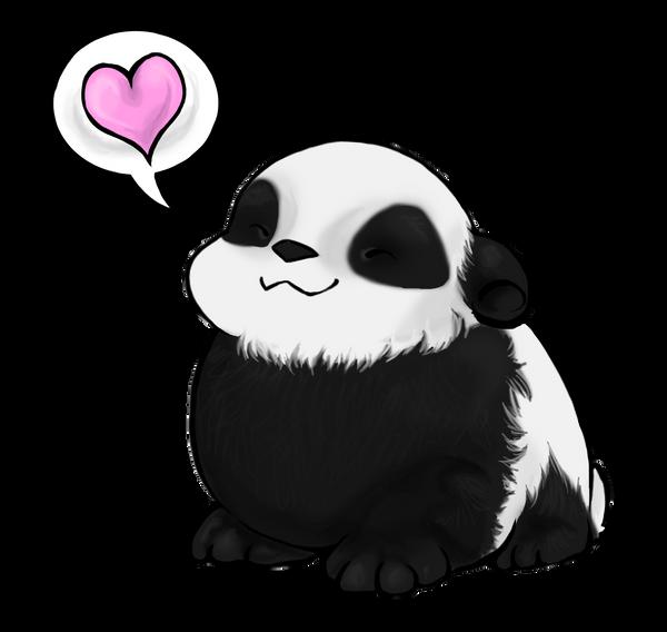 +panda love you long time+ by nayruasukei on DeviantArt