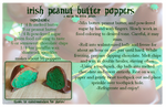 +irish peanut butter poppers+