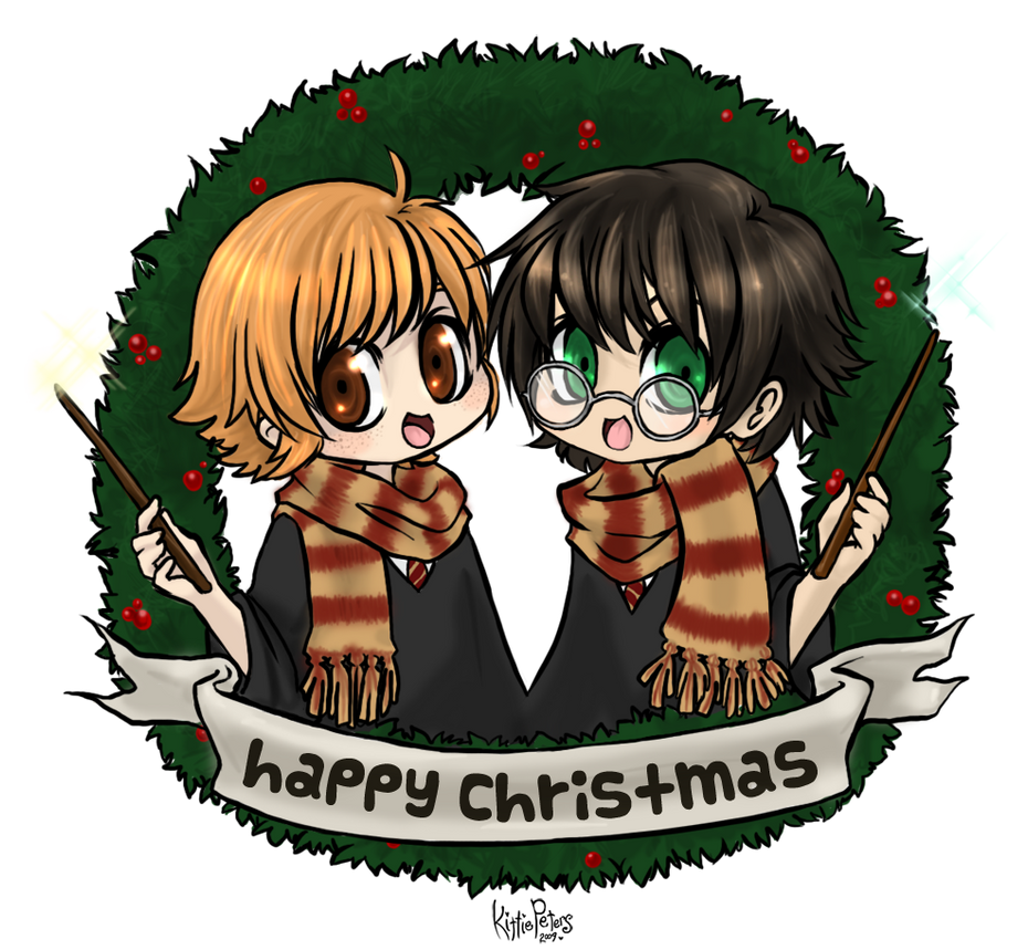 +Happy Christmas+ by nayruasukei