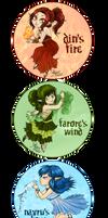 +Goddesses of Hyrule+