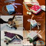 +Book Necklaces+